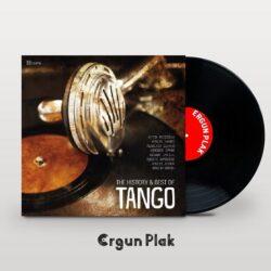 Satılık Plak Best Of Tango Plak Kapak