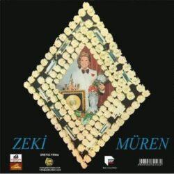 Satılık Plak Zeki Müren Türk Sanat Müziği Klasikleri Plağı Arka Kapak