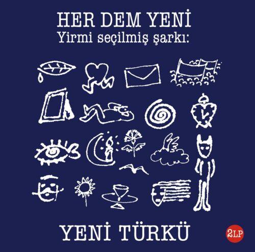 Satılık Plak Yeni Türkü Her Dem Plak Ön Kapak