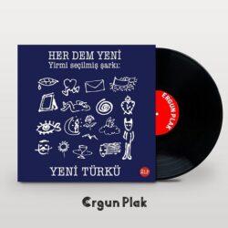 Satılık Plak Yeni Türkü Her Dem Yeni Plak Kapak