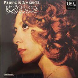 Satılık Plak Fairuz in America Plak Ön Kapak