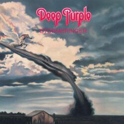Satılık Plak Deep Purple Stormbringer Plak Ön