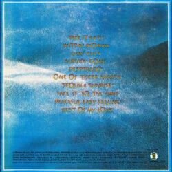 Satılık Plak Eagles The Greatest Hits Plak Arka