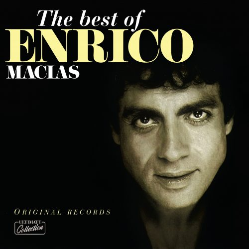 Satılık Plak Enrico Macias The Best Of Enrico Macias Plak Ön Kapak