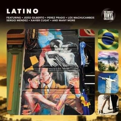 Satılık Plak Latino Plak Ön Kapak