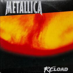 Satılık Plak Metallica Reload Plak Ön