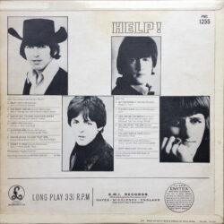 Satılık Plak The Beatles Help Plak Arka