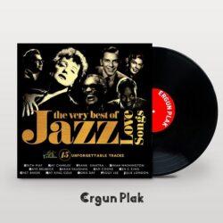Satılık Plak The Very Best Of Jazz Love Songs Plak Kapak