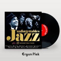 Satılık Plak Unforgettables Jazz Plak Kapak