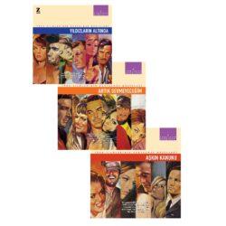 Satılık Plak Yeşilçam Şarkıları Plakları Set (3 LP Plak)