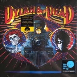 Satılık Plak Bob Dylan & The Grateful Dea Dylan & The Dead Plak Ön Kapak
