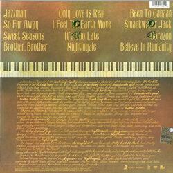Satılık Plak Carole King Her Greatest Hits Plak Arka Kapak