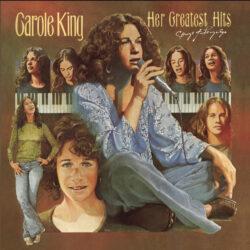 Satılık Plak Carole King Her Greatest Hits Plak Ön Kapak
