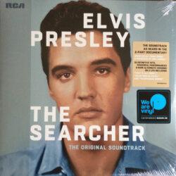 Satılık Plak Elvis Presley The Searcher Plak Ön Kapak