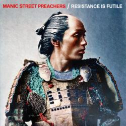 Satılık Plak Manic Street Preachers Resistance Is Futile Plak Ön Kapak