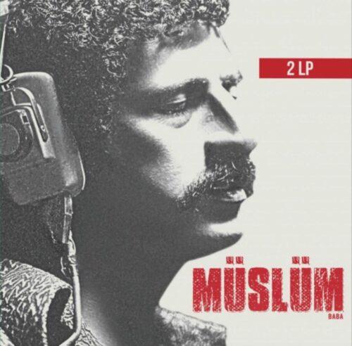 Satılık Plak Müslüm Baba Film Müzikleri Plak Ön Kapak
