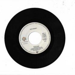 Satılık Plak Rod Stewart Baby Jane 45lik Plak Arka