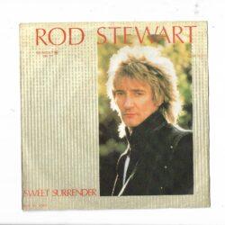 Satılık Plak Rod Stewart Sweet Surrender 45lik Plak Ön Kapak