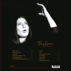 Satılık Plak Tülay German Burçak Tarlası LP Plak Arka Kapak