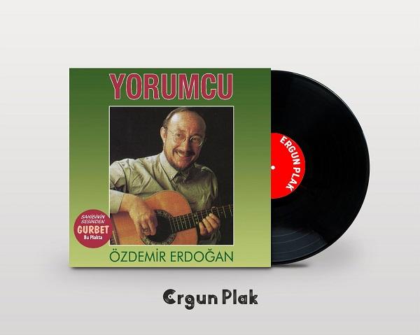 Satılık Plak Özdemir Erdoğan Yorumcu Plak Kapak