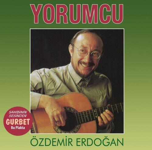 Satılık Plak Özdemir Erdoğan Yorumcu Plak Ön Kapak