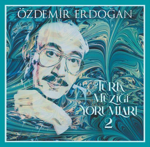 Satılık Plak Özdemir Erdoğan Türk Müziği Yorumları 2 Plak Ön Kapak
