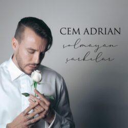 Satılık Plak Cem Adrian Solmayan Şarkılar Plak Ön Kapak