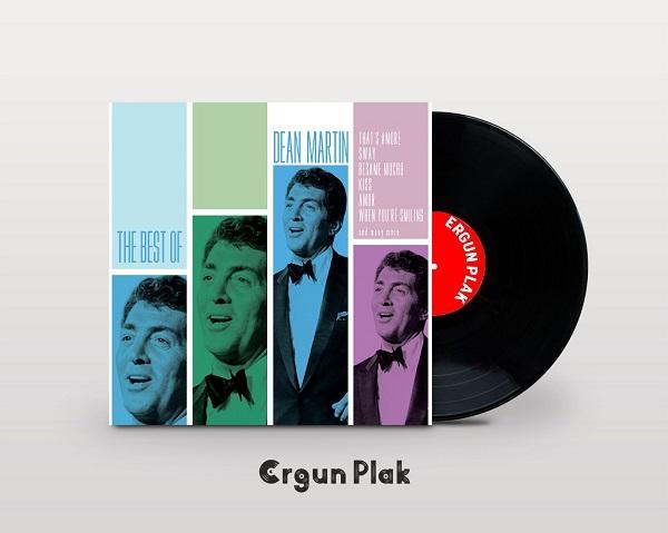 Satılık Plak Best Of Dean Martin Plak Kapak